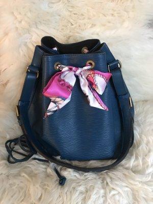 Louis Vuitton Sac Noe Petit Vintage Epi Leder blau