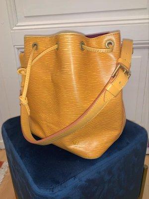 Louis Vuitton Sac Noe PM Epi Leder mit Schultergurt, Echtheitszertifikat und Dustbag
