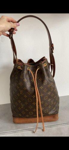Louis Vuitton Torebka typu worek jasnobrązowy-beżowy