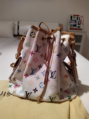 Louis Vuitton Sac Petit Multicolor weiß -Original-
