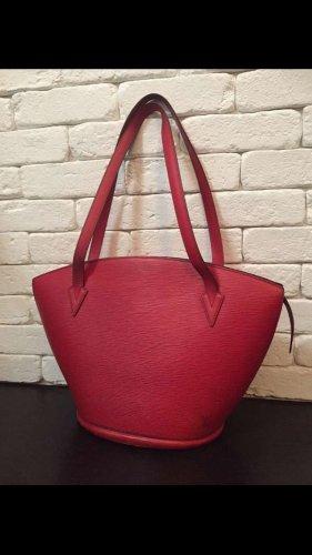 Louis Vuitton Saint Jaques Epi Red GM