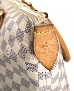 Louis Vuitton Torba shopper jasnobeżowy-jasnoszary