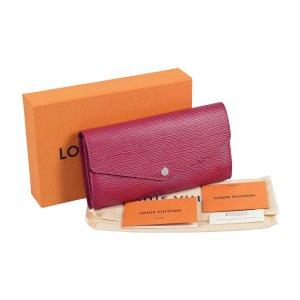 Louis Vuitton Sarah Epi Leder Geldbörse Portemonnaie @mylovelyboutique.com