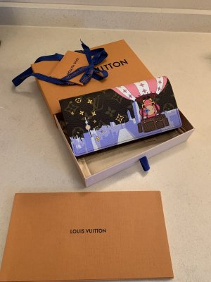 Louis Vuitton Sarah Geldbörse Limited Edition