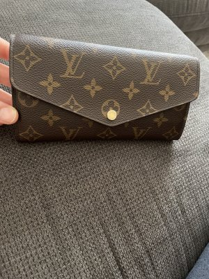 Louis Vuitton Portmonetka brązowy