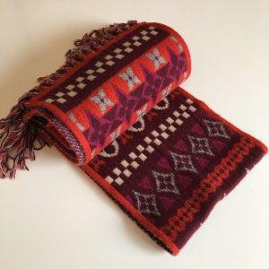 Louis Vuitton Bufanda de lana multicolor