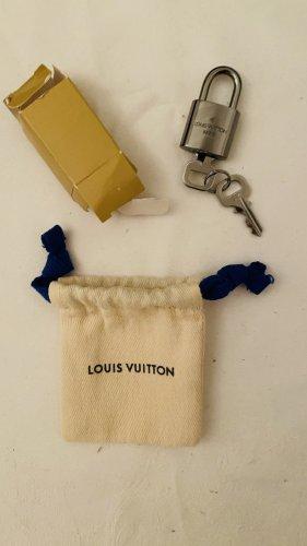 Louis Vuitton Schlüssel- dunkel Silber - NEU mit Rechnung - Unisex  - Festpreise