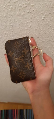Louis Vuitton Porte-clés brun foncé