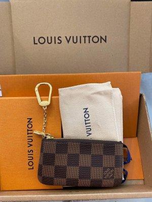 Louis Vuitton Key Case dark brown