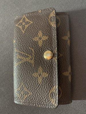 Louis Vuitton Sleutelhanger lichtbruin