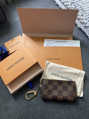 Louis Vuitton Etui voor sleutels veelkleurig
