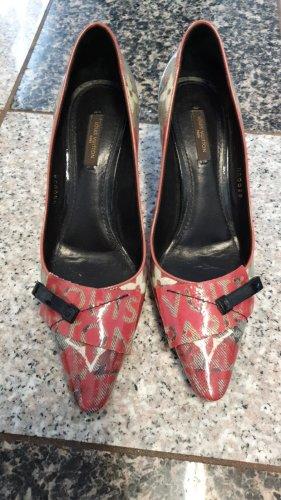 Louis Vuitton High Heels bordeaux