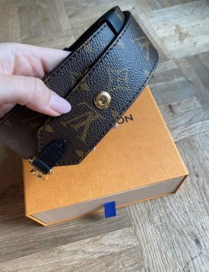 Louis Vuitton Sac Baril taupe-gris brun
