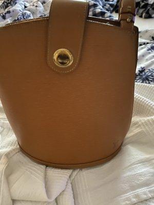 Louis Vuitton Borsa telaio marrone chiaro