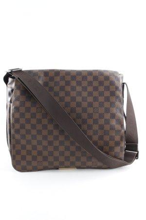 """Louis Vuitton Sac porté épaule """"Naviglio Damier Ebene Canvas"""""""