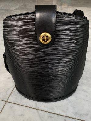 Louis Vuitton schwarze Handtasche