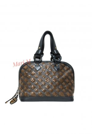 Louis Vuitton  Sequin Alma Monogram