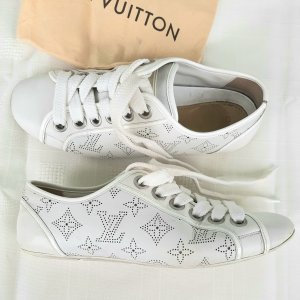 Louis Vuitton Sneaker Laufschuhe, Mahina Leder