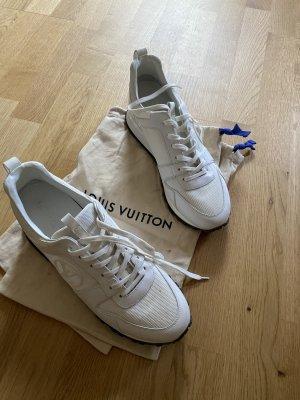 Louis Vuitton Sneaker stringata bianco Pelle