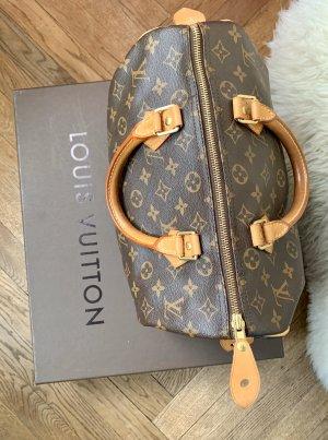 Louis Vuitton Handbag brown-cream