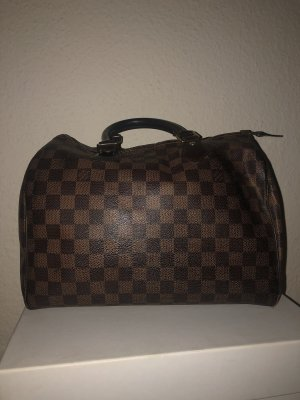 Louis Vuitton Shopper brun-brun foncé