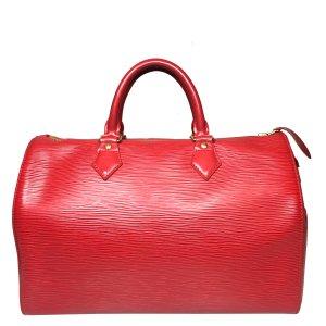 Louis Vuitton Speedy 30 aus Epi Leder in Rouge Rot Tasche Handtasche