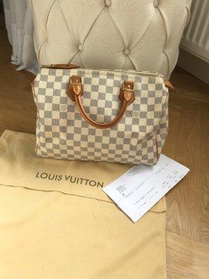 Louis Vuitton Speedy 30 Damier Azur Canvas
