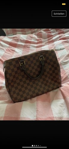 Louis Vuitton Speedy 30 Damier Canvas