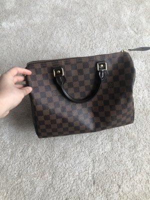 Louis Vuitton Speedy 30 damier eben