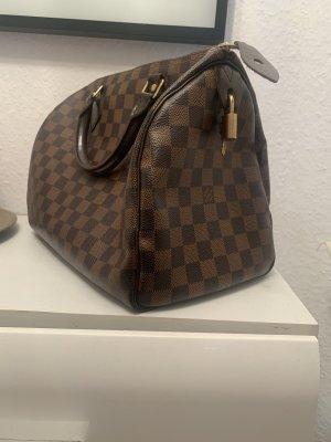 Louis Vuitton Torebka z rączkami ciemnobrązowy-brązowy