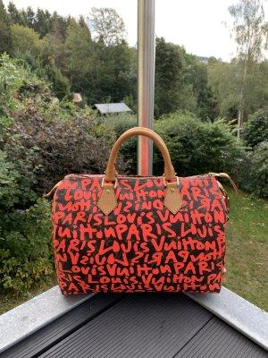 Louis Vuitton Speedy 30 Graffiti Pink Stephen Sprouse SELTEN