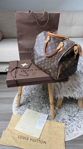 Louis vuitton Speedy 30 Monogramm Handtasche