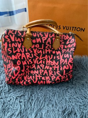 Louis Vuitton Speedy 30 Stephen Sprouse Limited Edition