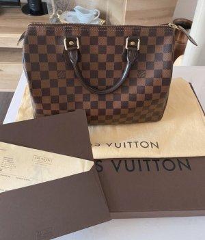 Louis Vuitton Hoesje voor mobiele telefoons bruin