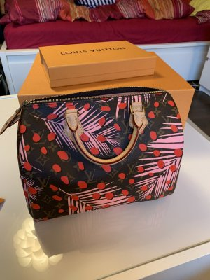 Louis Vuitton Speedy 30Limited Edition Jungle Dots Palm Springs