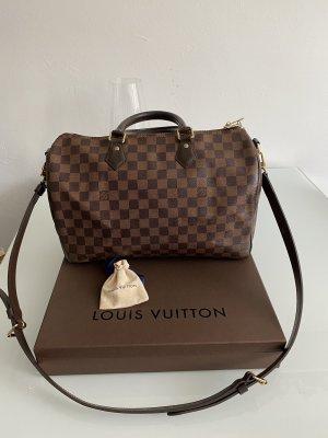 Louis Vuitton Speedy 35 Bandouliere Crossbody Top