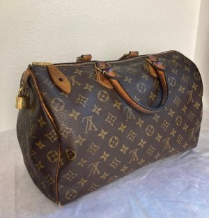 Louis Vuitton Speedy 35, Braun