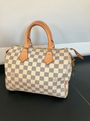 Louis Vuitton Speedy Damier Azur Canvas 25