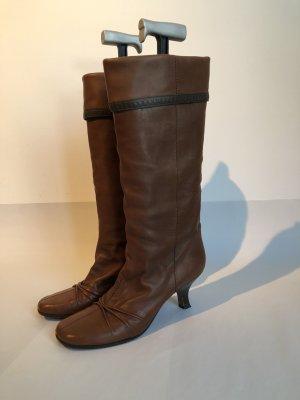 Louis Vuitton Stivaletto buskin marrone-marrone scuro