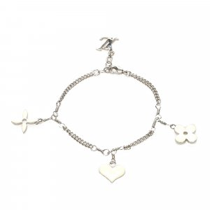 Louis Vuitton Sweet Monogram Charm Bracelet
