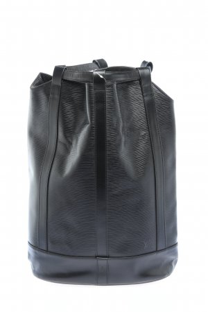 "Louis Vuitton Daypack ""Epi Randonnee PM"" black"