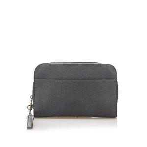 Louis Vuitton Borsa clutch nero Pelle