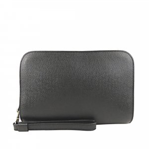 Louis Vuitton Taiga Baikal Clutch Bag
