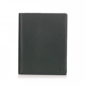 Louis Vuitton Taiga Desk Agenda Cover