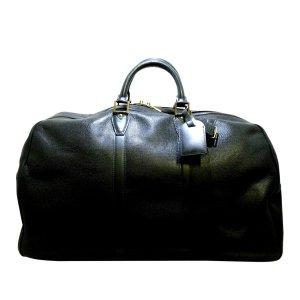 Louis Vuitton Reistas donkergroen
