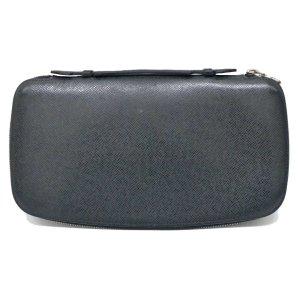 Louis Vuitton Wallet black leather
