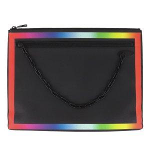 Louis Vuitton Taiga Rainbow Pochette A4