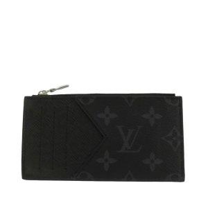 Louis Vuitton Taigarama Coin Card Holder