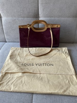 Louis Vuitton Gekruiste tas paars