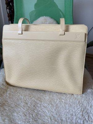 Louis Vuitton Tasche Croisette GM EPI Leder Vanille
